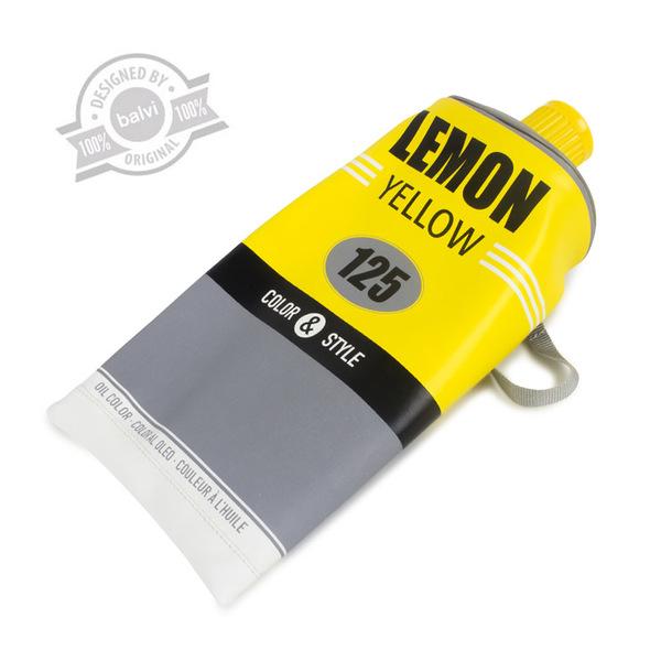 Balvi - Estuche Colors amarillo