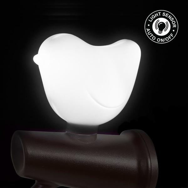 Balvi - Luz noche Pío plástico