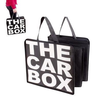 Balvi - Organizador maletero The Car Box poliéster