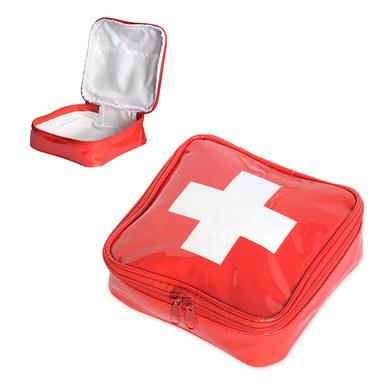 Balvi - Estuche medicamentos Cross PVC
