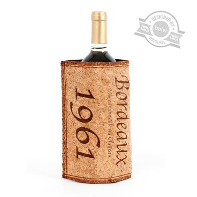 alvi Raffredda vino Cork Colore Marrone A forma di tappo di sughero di una bottiglia di vino Nylon 2