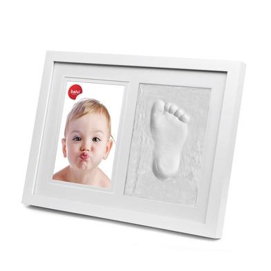 Balvi - Star Baby marco de fotos para bebé con masa para moldear