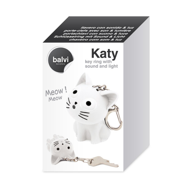 Balvi/-/Katy/Porte-cl/és/avec/Son/et/lumi/ère