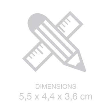 Balvi - Katy keychain with sound and light