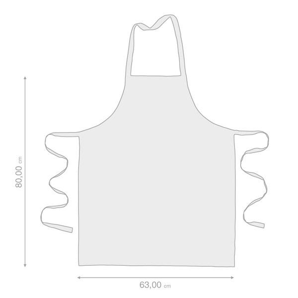 Balvi - Blue Fin set grembiule e guanto da forno